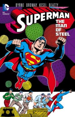Superman: The Man of Steel Vol. 7 (NOOK Comic with Zoom View)