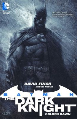 Batman: The Dark Knight: Golden Dawn (NOOK Comics with Zoom View)
