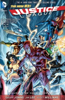 Justice League Volume 2: The Villain's Journey (NOOK Comics with Zoom View)