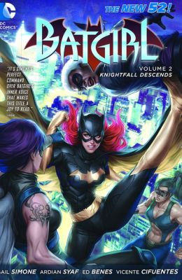 Batgirl Vol. 2: Knightfall Descends (NOOK Comic with Zoom View)