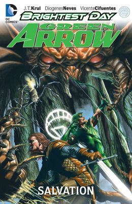 Green Arrow: Salvation (NOOK Comics with Zoom View)