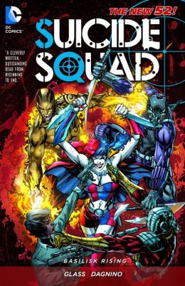 Suicide Squad Volume 2: Basilisk Rising (NOOK Comics with Zoom View)
