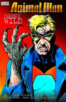 Animal Man Volume 4: Born to be Wild (NOOK Comics with Zoom View)