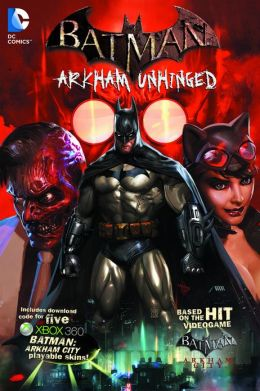 Batman: Arkham Unhinged (NOOK Comics with Zoom View)
