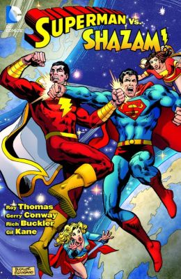 Superman Vs. Shazam! (NOOK Comics with Zoom View)