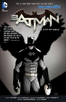 Batman Vol. 2: The City of Owls (NOOK Comics with Zoom View)