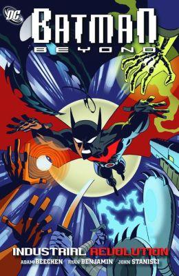 Batman Beyond: Industrial Revolution (NOOK Comics with Zoom View)
