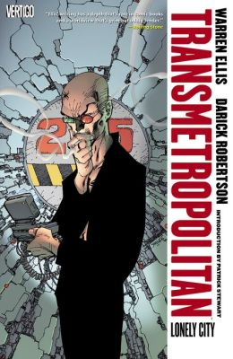 Transmetropolitan Vol. 5: Lonely City (NOOK Comics with Zoom View)
