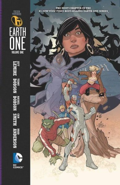 Review: Teen Titans: Earth One, Volume 1