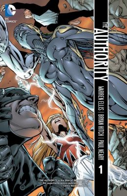 The Authority Vol. 1 (NOOK Comic with Zoom View)