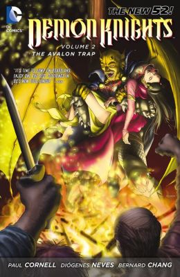 Demon Knights Vol. 2: The Avalon Trap