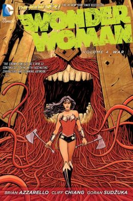 Wonder Woman Vol. 4: War (The New 52)
