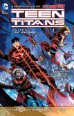 Book Cover Image. Title: Teen Titans Vol. 4:  Light and Dark (The New 52), Author: Scott Lobdell