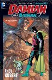 Book Cover Image. Title: Damian:  Son of Batman Deluxe Edition, Author: Andy Kubert