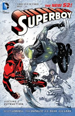 Superboy Vol. 2: Extraction