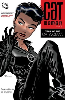 Catwoman Vol. 1: Trail of the Catwoman