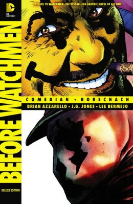 Before Watchmen: Comedian/Rorschach (NOOK Comic with Zoom View)