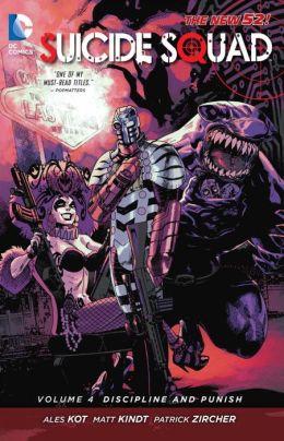 Suicide Squad Vol. 4: Discipline and Punish (The New 52)