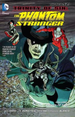 Trinity of Sin - The Phantom Stranger Vol. 2: Breach of Faith (The New 52)