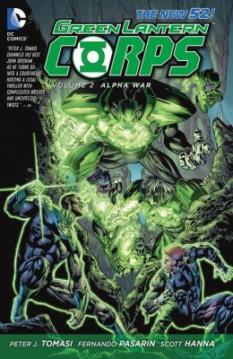 Green Lantern Corps Vol. 2: Alpha War (The New 52) (NOOK Comic with Zoom View)