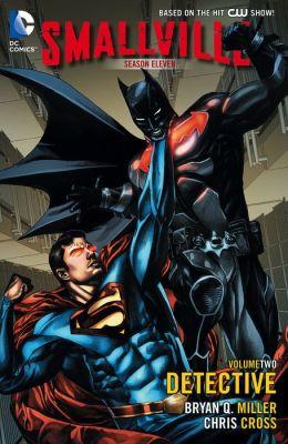 Smallville Season 11 Vol. 2: Detective (NOOK Comic with Zoom View)