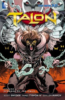 Talon Vol. 1: Scourge of the Owls (The New 52) (NOOK Comic with Zoom View)
