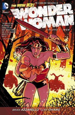Wonder Woman Vol. 3: Iron (NOOK Comic with Zoom View)
