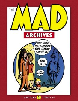 The MAD Archives Vol. 1 (NOOK Comic with Zoom View)