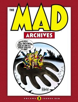 The MAD Archives Vol. 3 (NOOK Comic with Zoom View)
