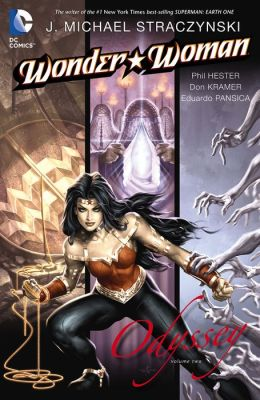 Wonder Woman: Odyssey Vol. 2 (NOOK Comic with Zoom View)