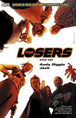 The Losers Book One (NOOK Comic with Zoom View)