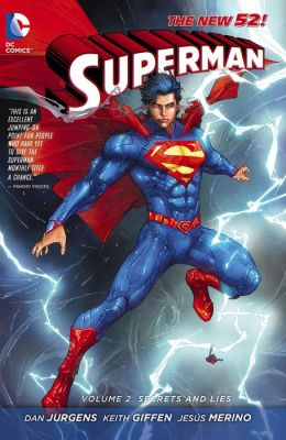 Superman Vol. 2: Secrets & Lies (The New 52) (NOOK Comic with Zoom View)