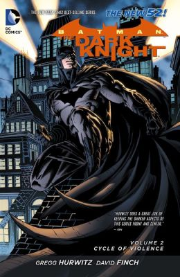 Batman: The Dark Knight Vol. 2: Cycle of Violence (The New 52) (NOOK Comic with Zoom View)