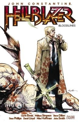 John Constantine, Hellblazer Vol. 6: Bloodlines (NOOK Comic with Zoom View)