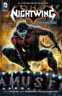 Nightwing Vol. 3: Death of the Family (The New 52) (NOOK Comic with Zoom View)