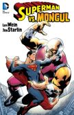 Book Cover Image. Title: Superman Vs. Mongul (NOOK Comic with Zoom View), Author: Len Wein