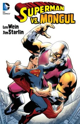 Superman Vs. Mongul (NOOK Comic with Zoom View)