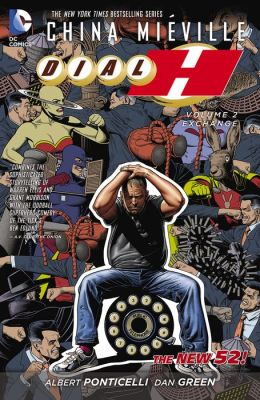 Dial H Vol. 2: Exchange (The New 52) (NOOK Comic with Zoom View)