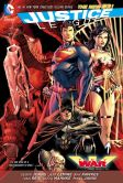 Book Cover Image. Title: Justice League:  Trinity War (The New 52) (NOOK Comic with Zoom View), Author: Geoff Johns