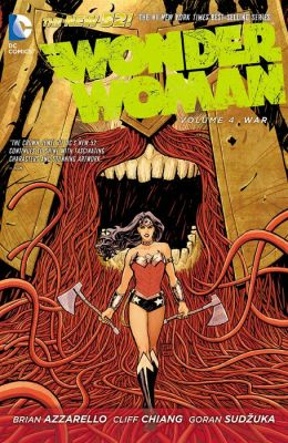 Wonder Woman Vol. 4: War (The New 52) (NOOK Comic with Zoom View)