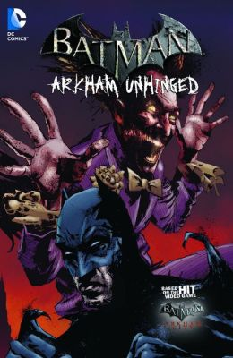 Batman: Arkham Unhinged Vol. 3 (NOOK Comic with Zoom View)