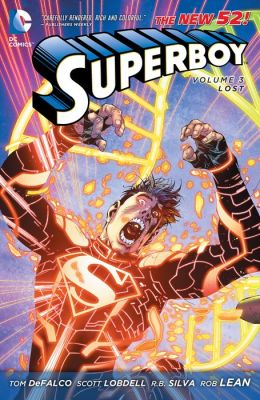 Superboy Vol. 3: Lost (The New 52) (NOOK Comic with Zoom View)