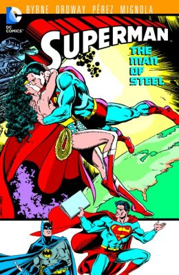 Superman: The Man of Steel Vol. 8 (NOOK Comic with Zoom View)