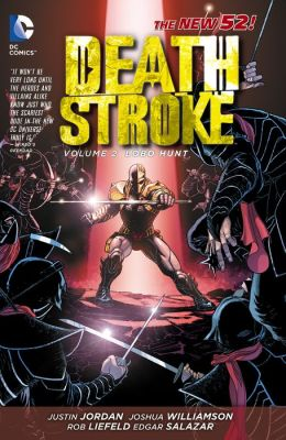 Deathstroke Vol. 2: Lobo Hunt (The New 52) (NOOK Comic with Zoom View)