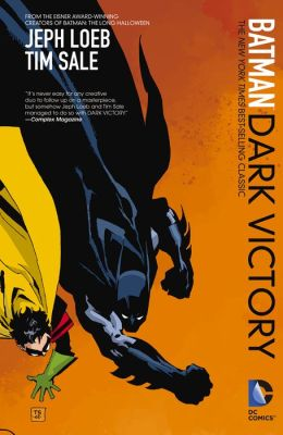Batman: Dark Victory (New Edition) (NOOK Comic with Zoom View)