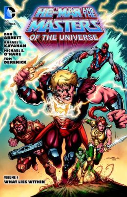 He-Man and the Masters of the Universe Vol. 4: What Lies Within