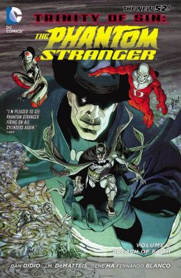 Trinity of Sin - The Phantom Stranger Vol. 2: Breach of Faith (The New 52) (NOOK Comic with Zoom View)