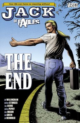 Jack of Fables Vol. 9: The End (NOOK Comic with Zoom View)
