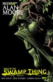 Book Cover Image. Title: Saga of the Swamp Thing Book Six (NOOK Comic with Zoom View), Author: Alan Moore