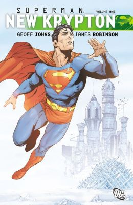 Superman: New Krypton Vol. 1 (NOOK Comic with Zoom View)